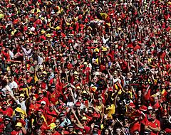 Herbeleef: Historische feestdag Rode Duivels, Hazard verzorgt de ambiance