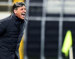 """Mazzu zonder verpinken: """"Hij is de beste in België"""""""