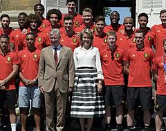 Koninklijk Paleis reageert op 'korte broeken-rel' Rode Duivels