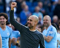 'Bezoekje Guardiola zorgt voor totale paniek bij City'