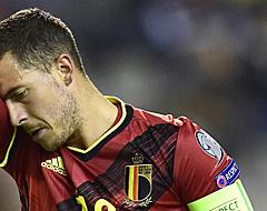 'Twijfels voor EK Hazard nemen zienderogen toe'