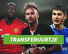 TRANSFERUURTJE 1/2: 'Club tast diep in de buidel, nieuwe twist rond Neymar'