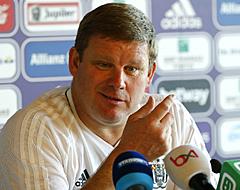 """Vanhaezebrouck: """"Hij is de meest geschikte spits voor Anderlecht"""""""