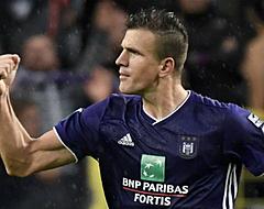 'Anderlecht ontvangt miljoenenbod op Santini'