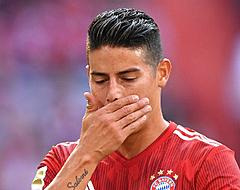 Opmerkelijk beeld: Uitgefloten James neemt wraak op Benfica-fans