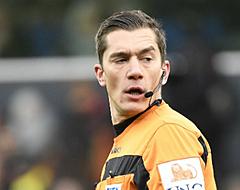 'Voetbalbond schorst Lardot om onwáárschijnlijke reden'