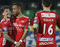 'KV Oostende levert forse inspanning voor twee spelers'