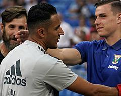 'Bom barst helemaal in keepersstrijd Real Madrid'