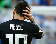 'Messi eist drie grote veranderingen in basisploeg Argentinië'