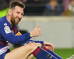 'Barcelona spaart Messi, maar treft grote belangen in Milaan'