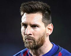 'Messi zorgt voor sportief dilemma bij Barcelona'