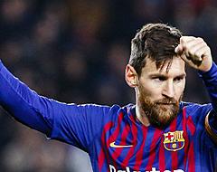 'Barcelona werkt aan drastisch toekomstplan met Messi'