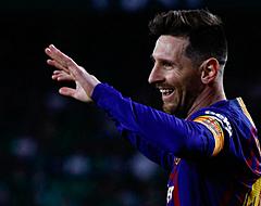 'Barça vreest Ronaldo-scenario en duidt opvolger Messi aan'