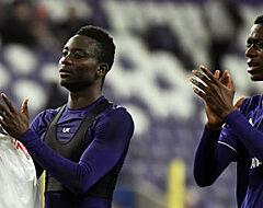 Anderlecht is even verlost van overbodige aanvaller