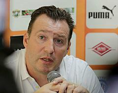 'Wilmots wil assistent bij AA Gent halen'