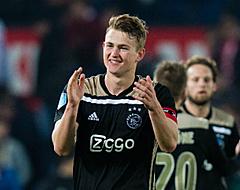 Ajax haalt opvolger voor De Ligt binnen