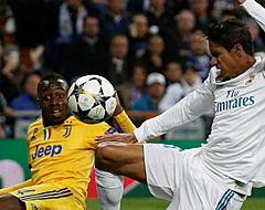 'Juventus en Blaise Matuidi clashen over transfer'