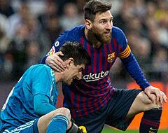 'Messi ziet transferdroom in duigen vallen'