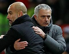 Guardiola zet Mourinho fijntjes op zijn plaats