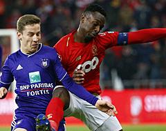 'Anderlecht laat oogje vallen op aanvallend doelwit Standard'