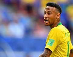 'Neymar wil transfergevecht in januari voort zetten'