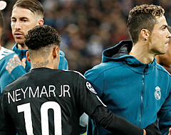 'Juventus ondernam serieuze poging om Ronaldo aan Neymar te koppelen'