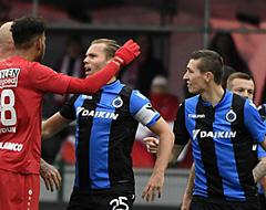 'Club Brugge en Antwerp duwen door voor zestigvoudig Rode Duivel'