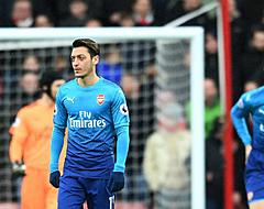 Arsenal moet zwoegen voor slechts een puntje