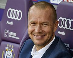 'Bestuur van Anderlecht lost 'conflict' tussen Zetterberg en Rutten op'