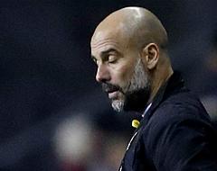 """Guardiola verrast: """"Dat is het maximaal haalbare voor Man City"""""""