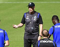 'Clement kiest voor verrassing in basisploeg Club Brugge'
