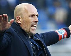 'Clement praat vier uur met Club, buitenlands team onderhandelt vandaag'