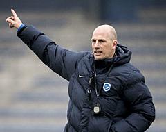 """Clement over RSCA-speler: """"Had hem graag naar Waasland-Beveren gehaald"""""""