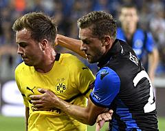 'Dortmund wil wintertransfer Club Brugge kapen'