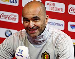 """Martinez: """"Hij is een voorbeeld voor al jonge spelers"""""""