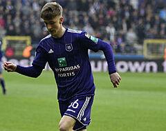 """Saelemaekers: """"Hij is mijn mentor bij Anderlecht"""""""