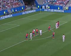 Video: Pegel Kolarov doet vrije trap Ronaldo verbleken