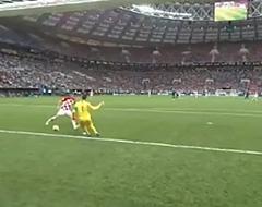 Video: Lloris tekent in finale voor dé blunder van WK