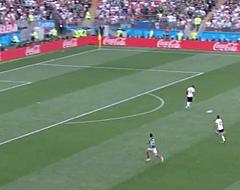 Video: Spektakel op WK, Duitsland op achtervolgen tegen sterk Mexico
