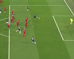 Lukaku teruggefloten na doelpunt tegen Liverpool (📽️)