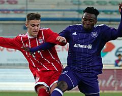 Voorbode van stunt? RSCA-jongeren pakken puntje tegen Bayern