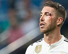 Sergio Ramos bijt van zich af: 'Misschien is hij gefrustreerd of zo'