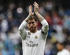 'Sergio Ramos laat alarmbellen afgaan in Madrid'