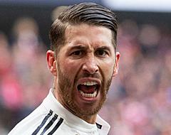 'Ramos gaat nu ook in de clinch met ploegmaat op training'