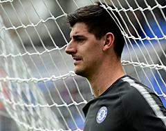 'Courtois zorgt voor groot alarm bij Chelsea'