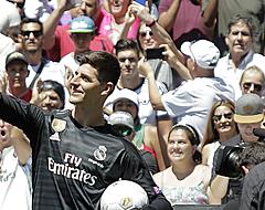 'Komst Courtois maakt eerste slachtoffer bij Real Madrid'