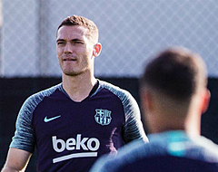 Barça-verhaal ten einde: 'Vermaelen zoekt nu al naar nieuwe club'
