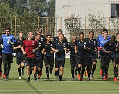 'Club Brugge verwelkomt nieuwe middenvelder op proef'
