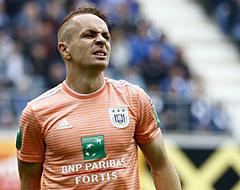 'Doelman wil weg bij Anderlecht, interesse in Trebel groeit'