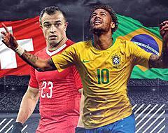 <strong>VN Wed tip: Neymar en Coutinho rollen Zwitserland samen op</strong>